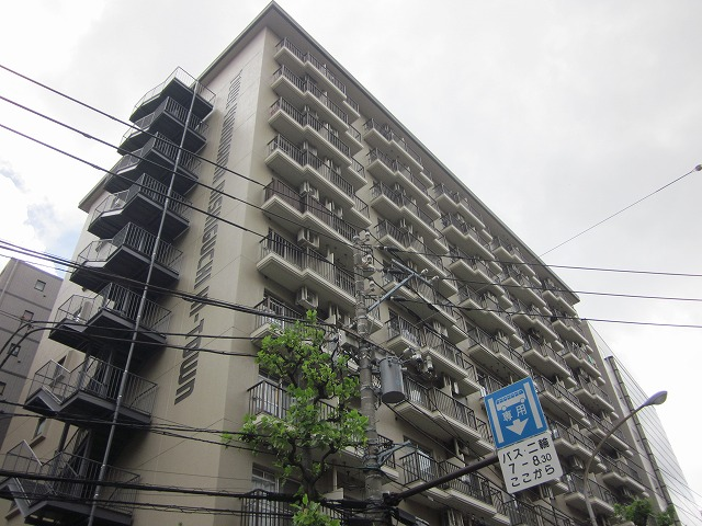 藤和横浜西口ハイタウン外観写真