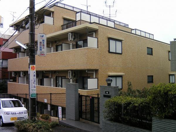 藤和シティコープ大倉山駅前外観写真
