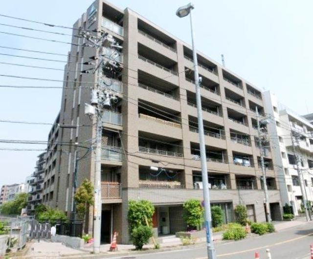 サーパス横浜星川外観写真