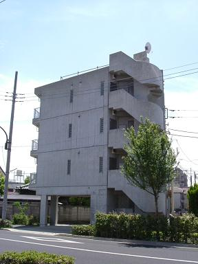 日神パレステージ草加新田外観写真