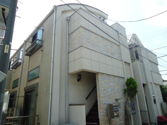 クレール東高円寺外観写真