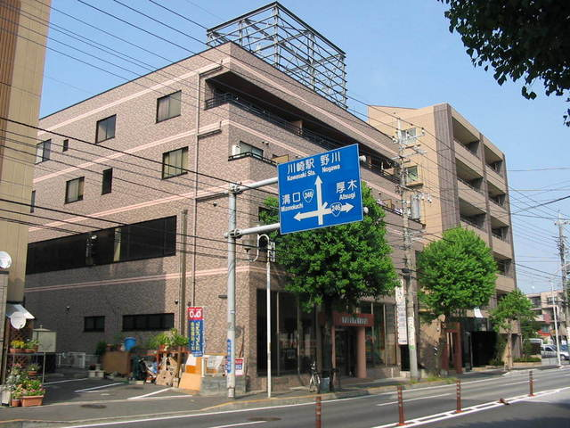 アズマ宮崎台マンション外観写真