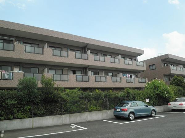 日神パレステージ花小金井西館外観写真