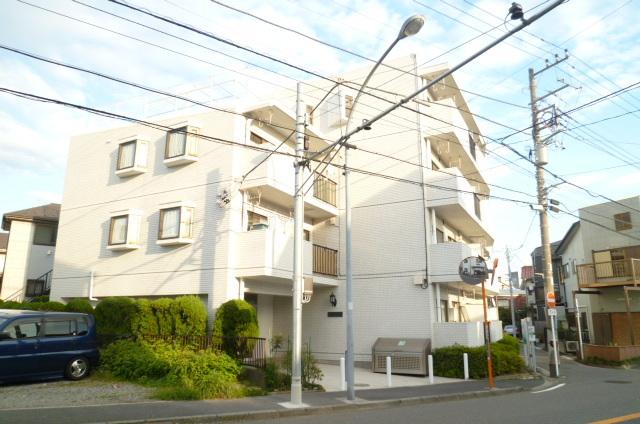 ソオワ横浜根岸外観写真