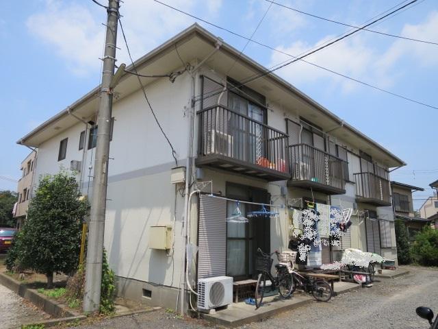 山口ハイツA棟外観写真
