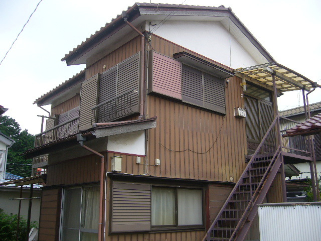 矢澤邸C棟外観写真