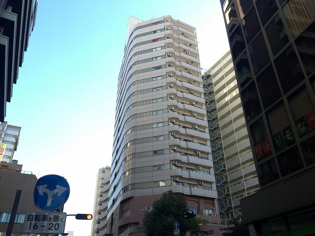 ルリエ川崎駅前外観写真