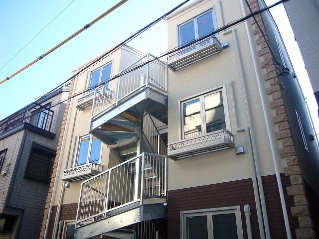 アルバ横須賀Ⅱ外観写真