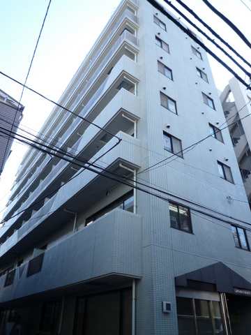シティコ-プ浅草橋' 90外観写真