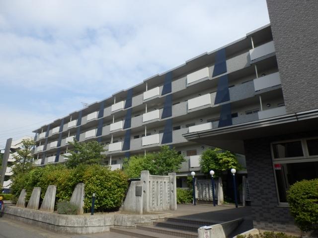 ガーデンシティ戸田外観写真