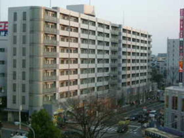 ニューシティ東戸塚パークハウス南の街外観写真