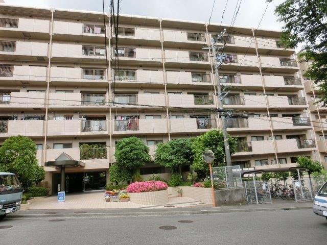 コスモ東戸塚グランパルクA棟外観写真