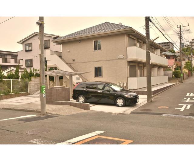 コンフォートハイム戸塚外観写真