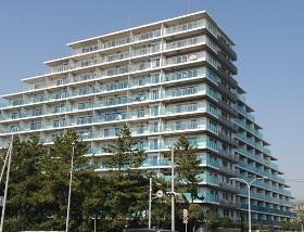 Brillia稲毛海浜公園外観写真