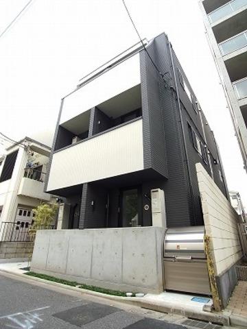 フルーレ早稲田鶴巻町外観写真