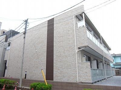 リブリ・グランパル江戸川外観写真