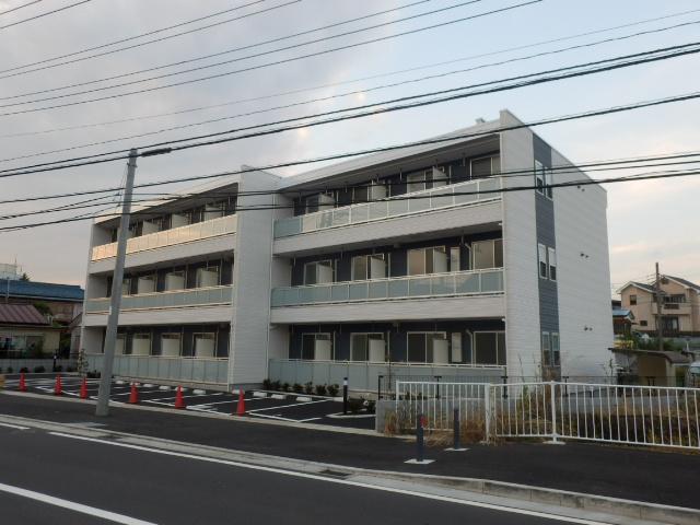 リブリ・Tsurugamine外観写真