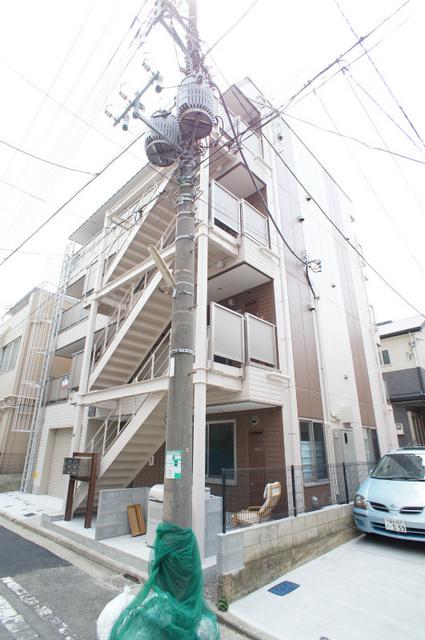 リブリ・西横浜外観写真