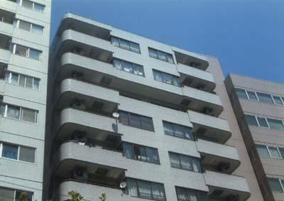 セブンスターマンション島津山外観写真