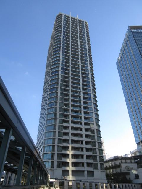 ナビューレ横浜タワーレジデンス外観写真