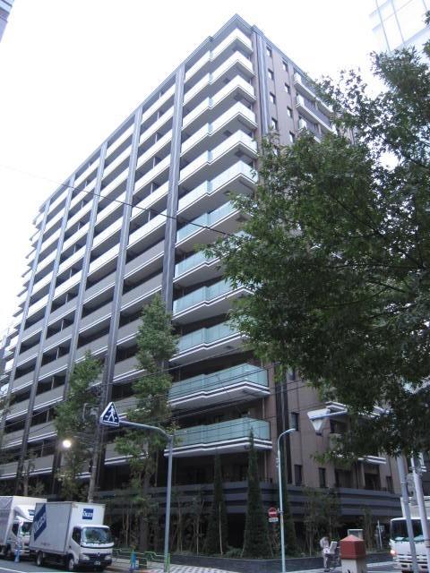 ザ・パークハウス日本橋蛎殻町レジデンス外観写真