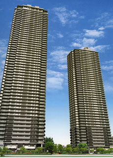 W Comfort Towers EAS外観写真