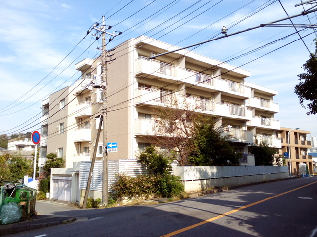 ヒルサイドコート松戸外観写真