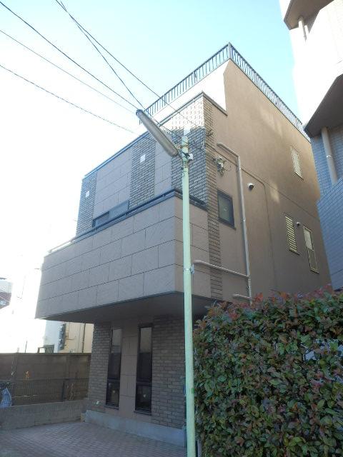 多摩川戸建外観写真