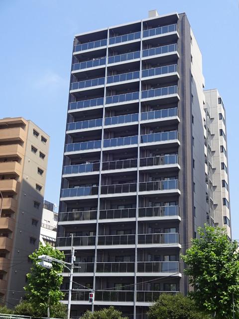 ザ・パークハウスアーバンス東五反田外観写真