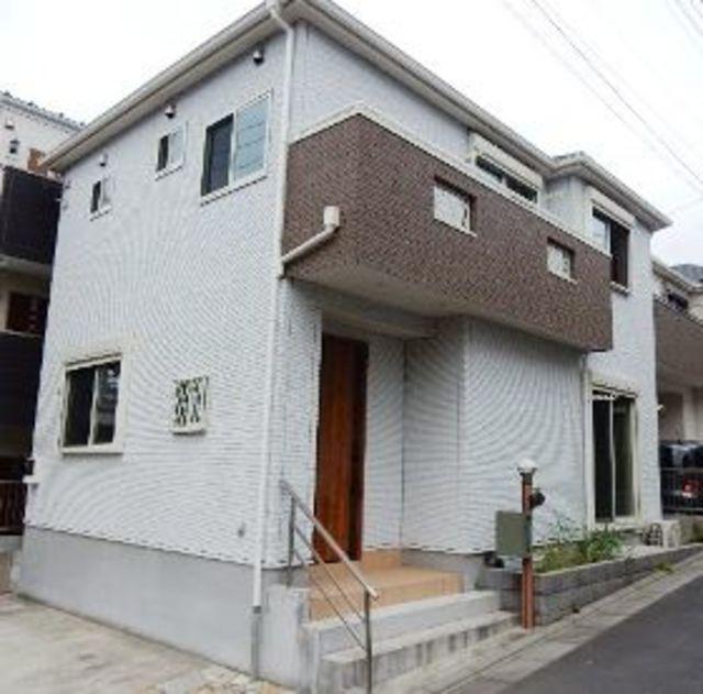 西川島町戸建外観写真