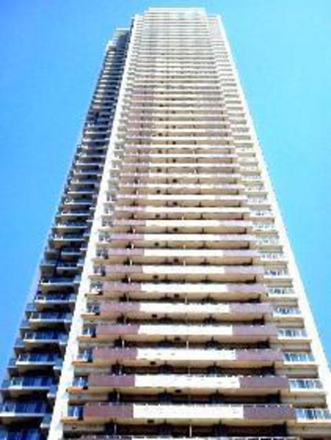 プラウドタワー東雲キャナルコート外観写真