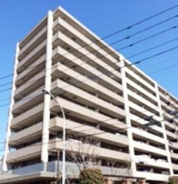 コスモシティ戸田グランキューブ外観写真