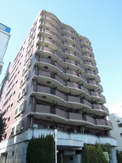 エクセル東神奈川外観写真