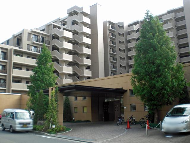 デイパーク横濱天王町外観写真