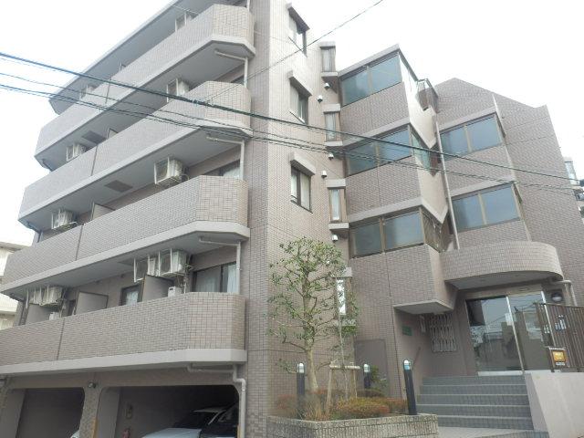 クリア上野毛通り外観写真