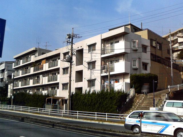 NICハイム東神奈川外観写真