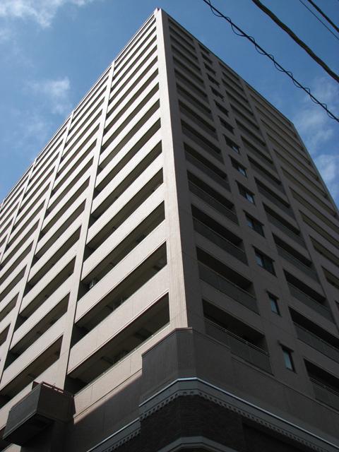 セントスクエア武蔵小杉外観写真
