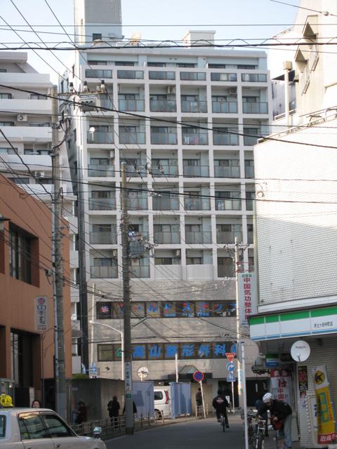 パークノヴァ横浜井土ケ谷外観写真