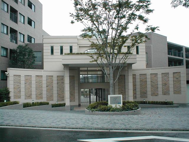 アンジュの丘横濱常盤台外観写真