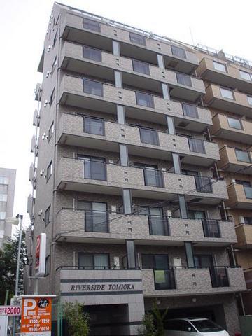 リバーサイド富岡502外観写真