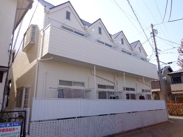 コーポ・マリーナ町田外観写真