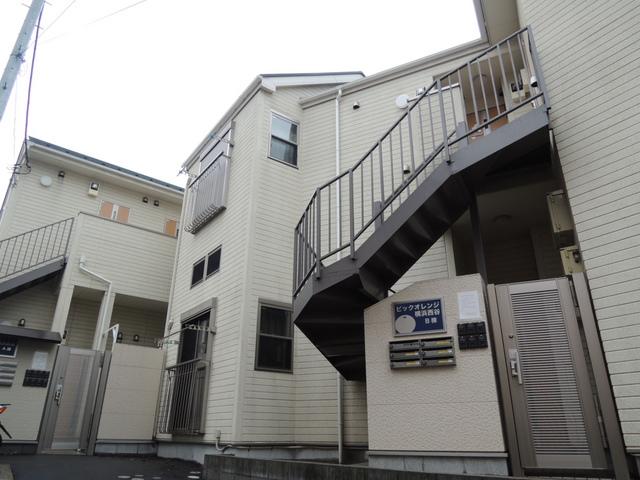 ビックオレンジ横浜西谷B棟外観写真