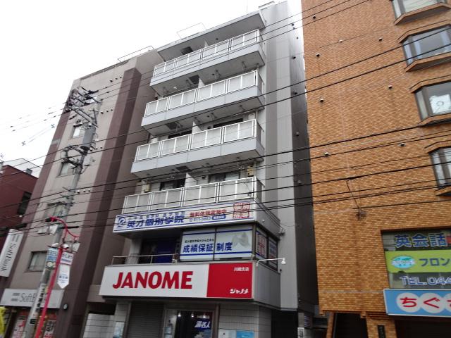 ジャノメ鹿島田ビル外観写真