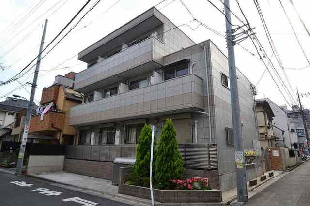 ルーチェ新高円寺外観写真