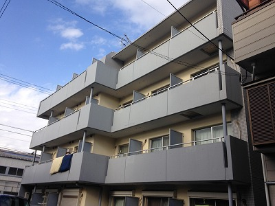 サンコート東神奈川外観写真