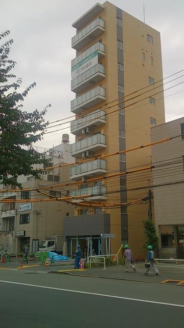 フェール東新宿外観写真