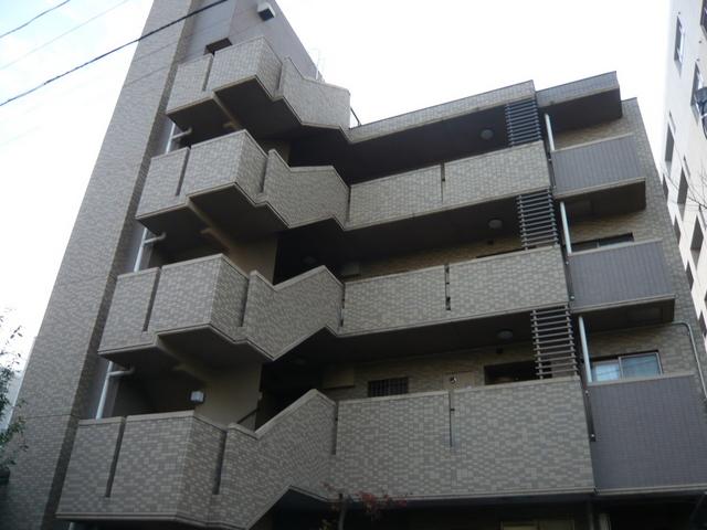 アルデール・ハーモニー田村外観写真