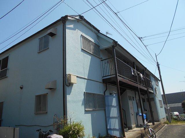 横山ハイツ外観写真