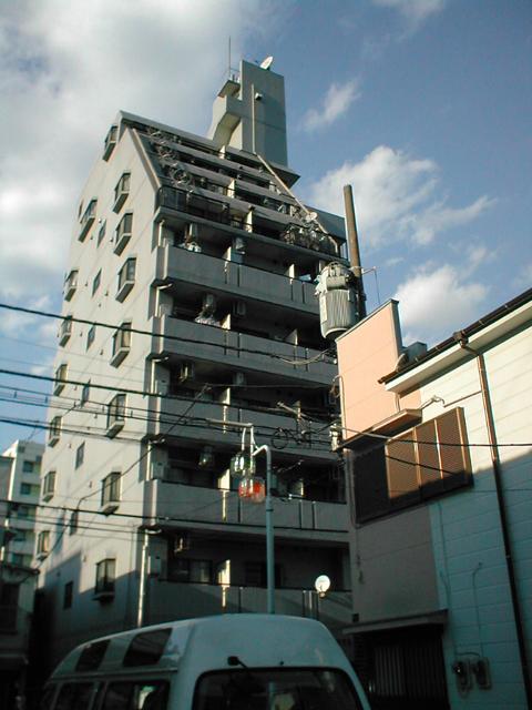 NICEアーバンスピリッツ川崎駅南外観写真