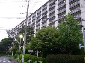 狛江ハイタウン1号棟外観写真